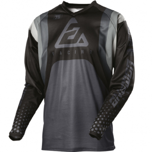 Answer Syncron Swish Nickle Steel Charcoal Jersey