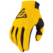 Answer AR-2 Kids Bold Bus Black Gloves