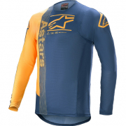 Alpinestars SuperTech Foster Navy Orange Jersey