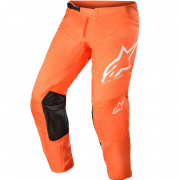 Alpinestars Techstar Factory Anthracite Orange White Pants