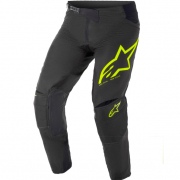 Alpinestars Techstar Factory Black Yellow Fluo Pants