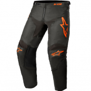 Alpinestars Kids Racer Compass Anthracite Orange Pants