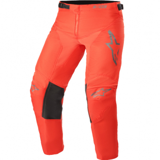 Alpinestars Kids Racer Compass Fluo Red Anthracite Pants