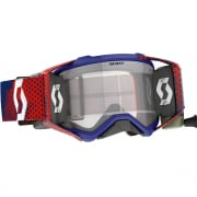 Scott Prospect WFS Red Blue Clear Roll Off Goggles