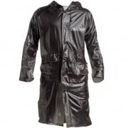Thor Excel Trench Black Rain Pit Jacket