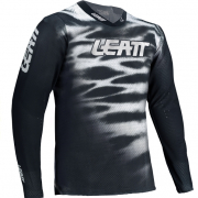 Leatt GPX 5.5 African Tiger Black White Motocross Jersey
