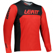 Leatt GPX 5.5 Red Black Motocross Jersey