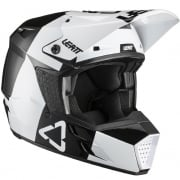 Leatt 3.5 V21.1 Black White Helmet