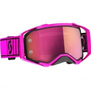 Scott Prospect Pink Black Pink Chrome Goggles