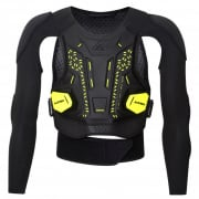 Acerbis Plasma Black Yellow Fluo Body Armour