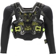 Acerbis Kids Specktrum Black Yellow Fluo Body Armour