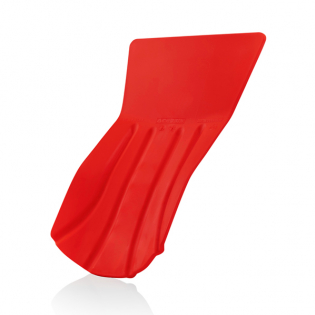 Acerbis Universal Red Skid Plate Link Guard