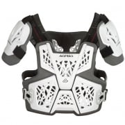 Acerbis Gravity Level 2 Roost White Body Armour