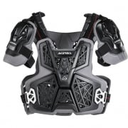 Acerbis Gravity Level 2 Roost Black Body Armour