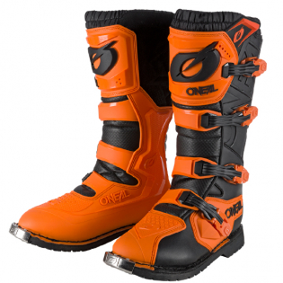 ONeal Rider Pro Orange Boots