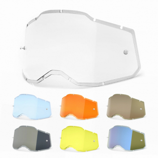 100% Generation 2 Goggle Lenses - Injected Lens