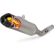 FMF Factory 4.1 Stainless Slip On Silencer Husqvarna FC