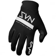 Seven MX Zero Contour Black Gloves