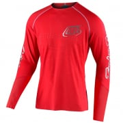 Troy Lee Designs SE Ultra Podium Red Jersey