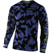 Troy Lee Designs Kids GP Air Confetti Navy Black Jersey