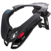 ONeal Solid Black Tron Neck Brace