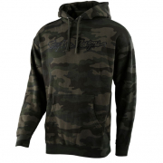 Troy Lee Designs Hoodie Signature Forest Camo