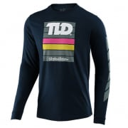 Troy Lee Designs Pre Game T Shirt Navy