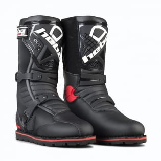 Hebo Tech 2.0 Micro Black Trials Boots