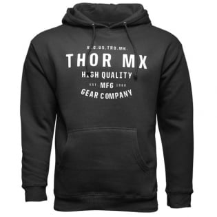Thor Crafted Black Pullover Hoodie