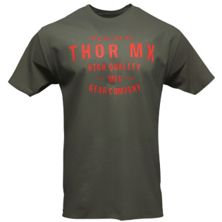 Thor Crafted Green T Shirt