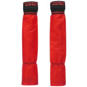 Acerbis Z Mud Red Fork Covers