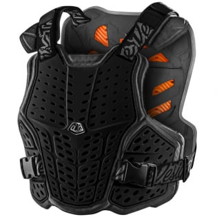 Troy Lee Designs Rock Fight CE Black Chest Protector