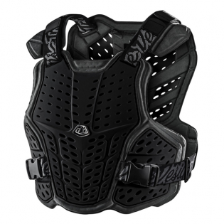 Troy Lee Designs Kids Rock Fight Black Chest Protector
