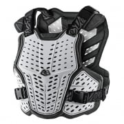 Troy Lee Designs Kids Rock Fight White Chest Protector