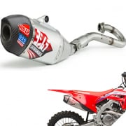 Yoshimura RS12 Stainless System - Honda CRF 450 2021-Current