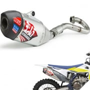 Yoshimura RS12 Stainless System - Husqvarna FC 350 2019-Current