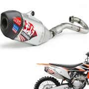 Yoshimura RS12 Stainless System - KTM SXF 350 2019-Current