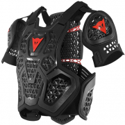 Dainese MX1 Roost Guard Black Chest Protector