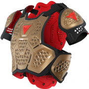 Dainese MX2 Roost Guard Copper Chest Protector