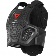 Dainese MX3 Roost Guard Black Chest Protector