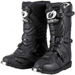 ONeal Kids Rider Black Boots