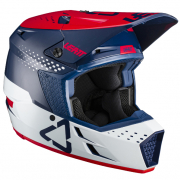 Leatt 3.5 V21.1 Red Blue Helmet