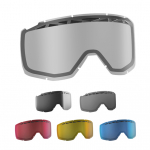 Scott Primal Dual Vented Works Goggle Lenses