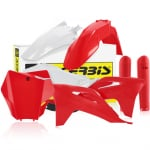 Acerbis Plastic Kit - Gas Gas MC - Red White