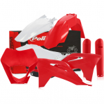 Polisport Gas Gas Enduro Plastic Kit - OEM Factory