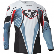 Thor Pulse 03 LE Steel Red Jersey