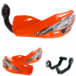 Zeta Impact X3 Orange Handguards