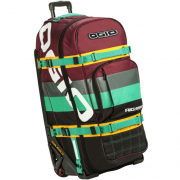 Ogio Rig 9800 Pro Motocross Wheeled Gear Bag - Block Party