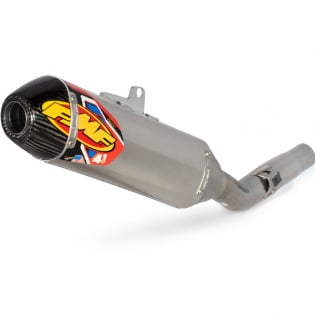 FMF Factory 4.1 Stainless Slip On Silencer Gas Gas MCF