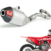 Yoshimura RS4 Stainless System - Gas Gas MCF 450 2021-Current